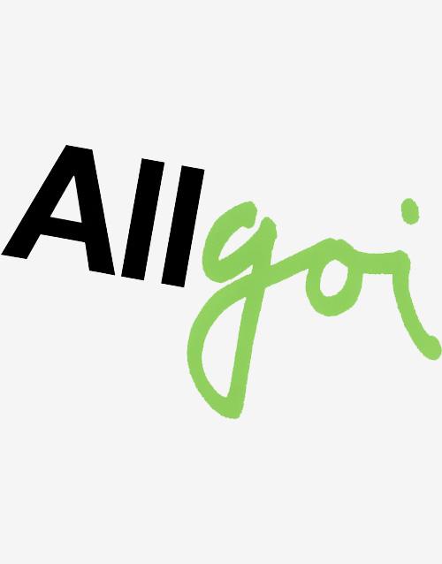 Allgoi-Aufkleber